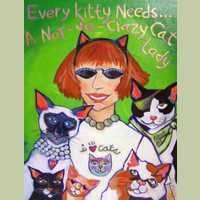 Not So Crazy Cat Lady Series 1:Every Kitty Needs A Not-So-Crazy Cat Lady